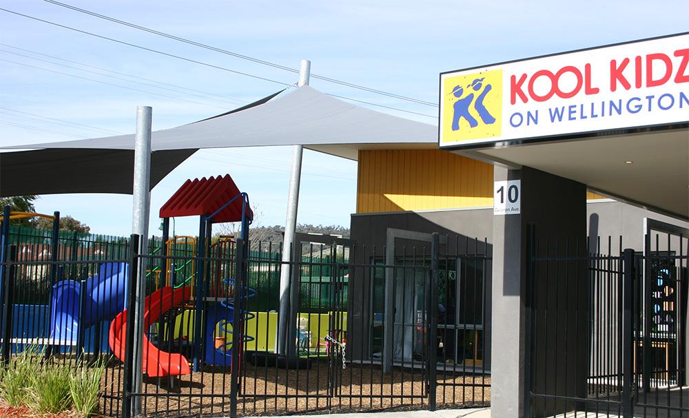 Kool Kids On Wellington Childcare Centre