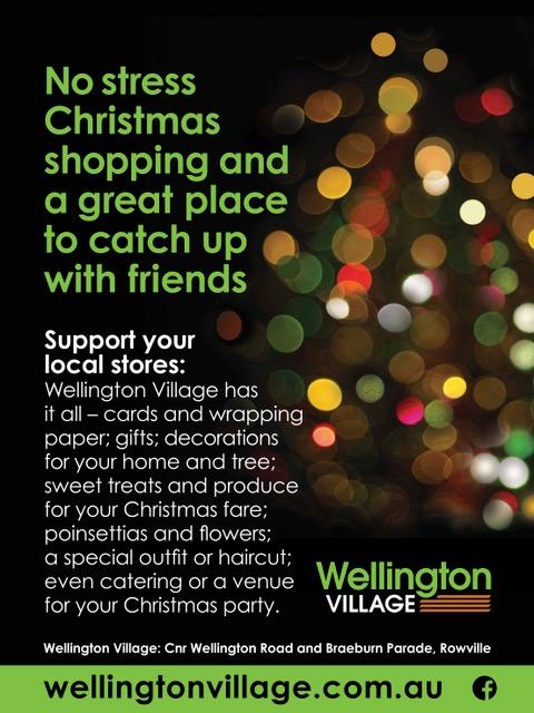 Christmas @ Wellington Village